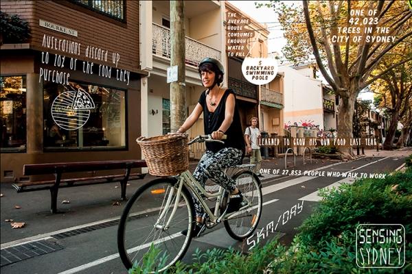 Sensing Sydney