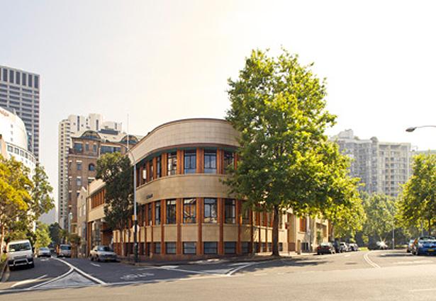 Paramount building - photo courtesy Right Angle Studios