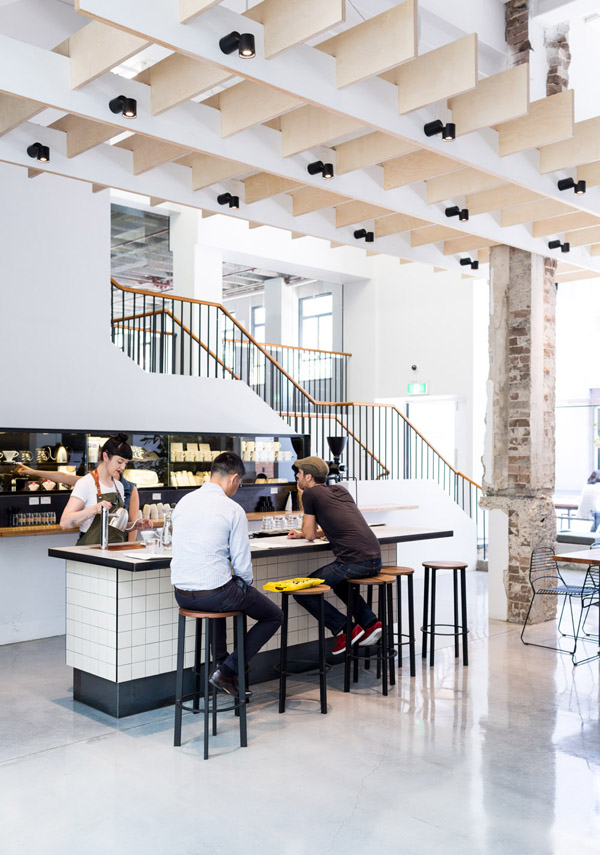 Paramount Coffee Project - photo courtesy The Design Files