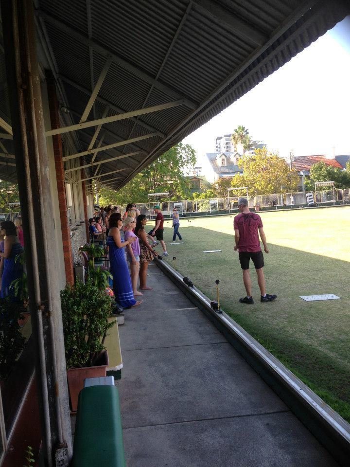 Camperdown Bowling Club