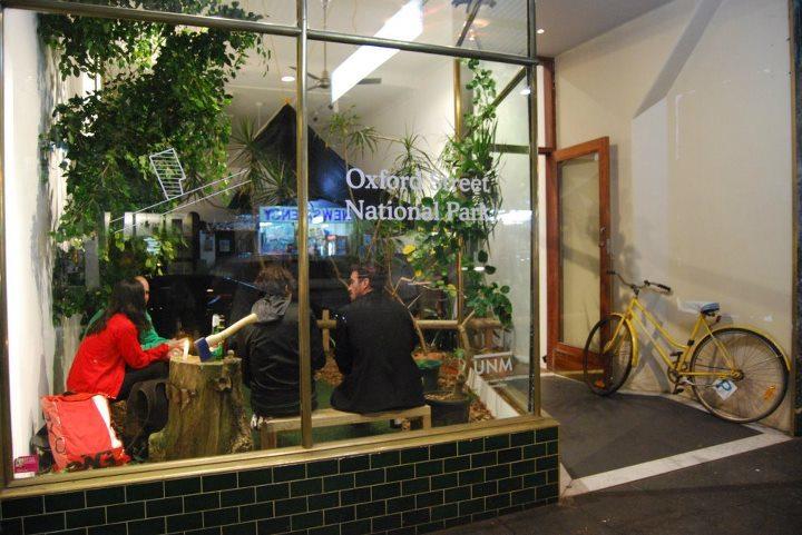 Under New Management - Oxford St National Park