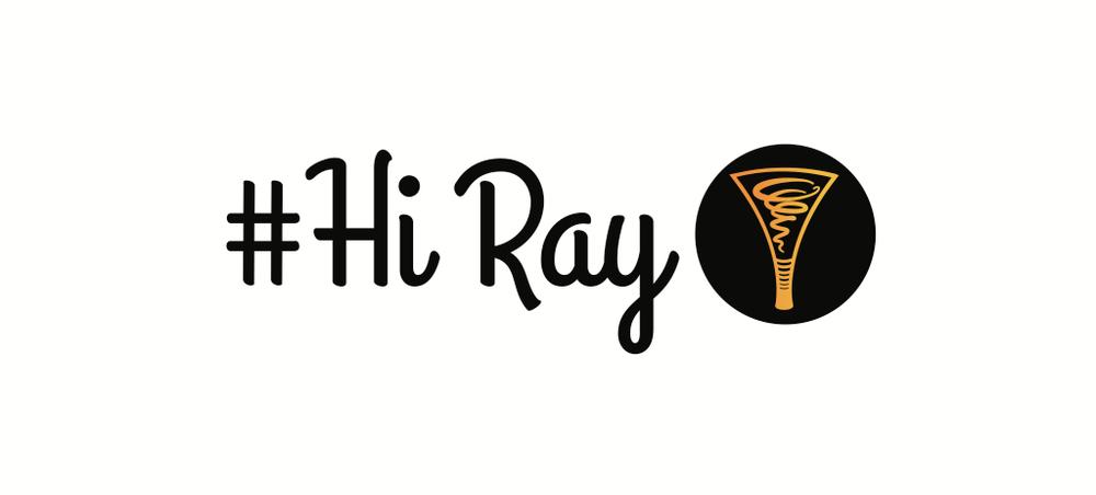 hi ray logo
