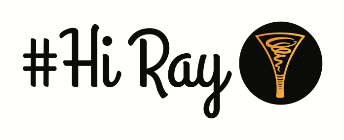 Hi Ray logo close