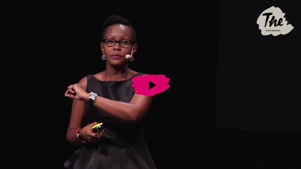 Juliana Rotich from Ushahidi