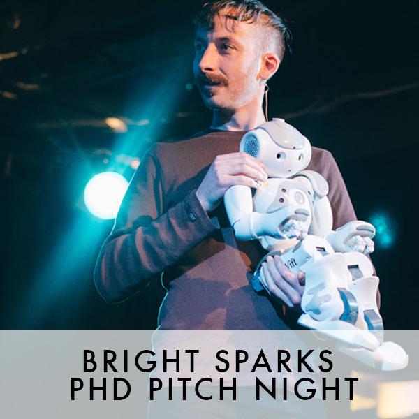 Bright Sparks at Amplify Festival 2013