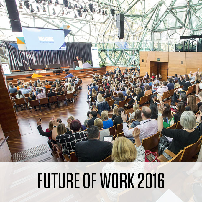 Future of Work 2016