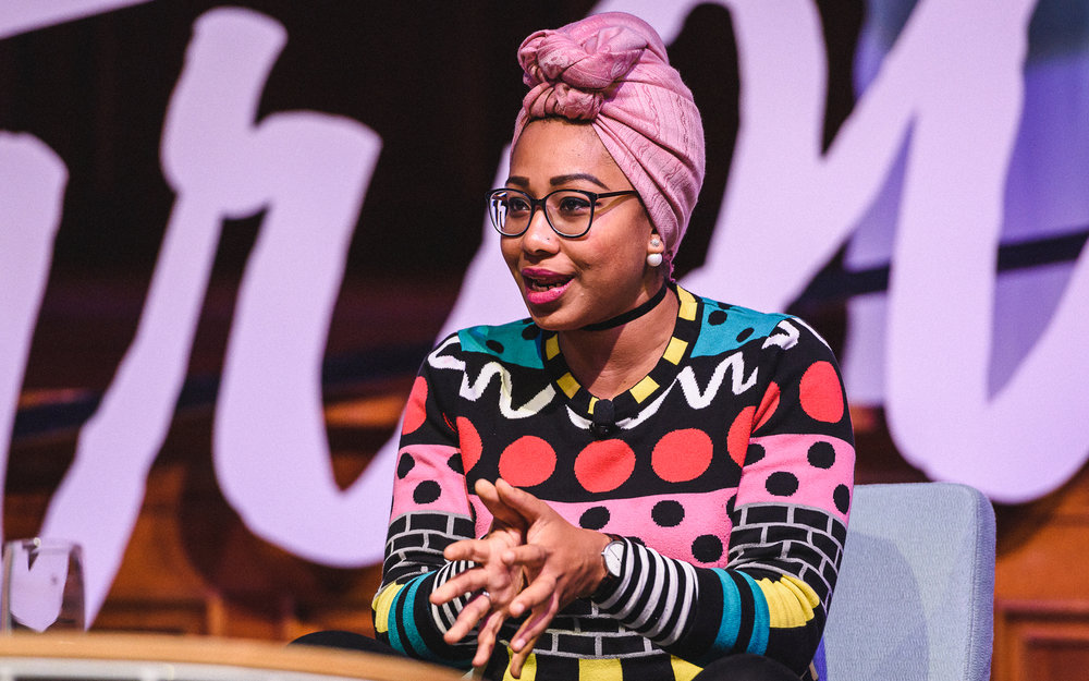 Yassmin Abdel-Magied at Breakthrough 2016