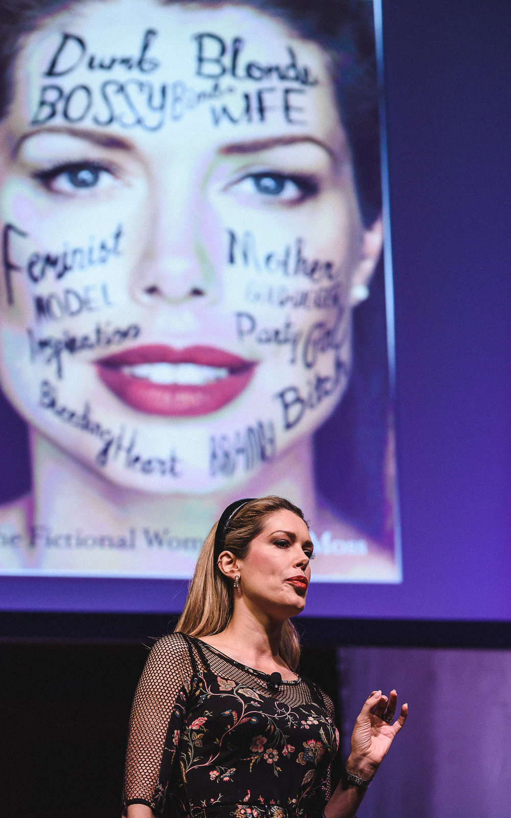 Tara Moss Keynote at Breakthrough 2016