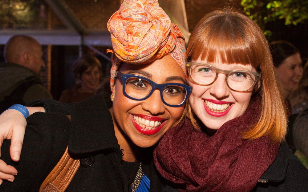 Yassmin Abdel-Magied at Progress 2015