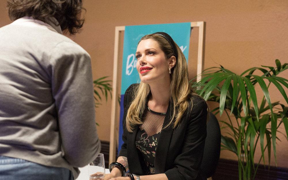 Book Signing Tara Moss