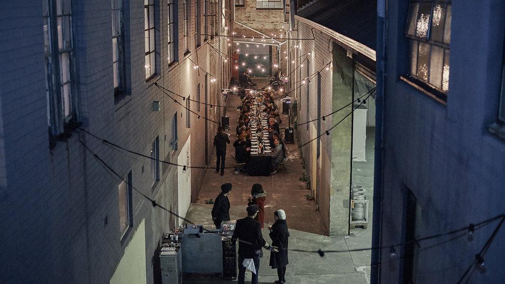 The Commune, Waterloo