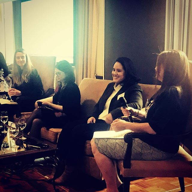 """Wildwon's Sally Hill was a panellist at the Women in Comms and PR conference #WiCPR2017 today talking #purposedrivenbusiness: """"Every company has a #purpose but not every purpose is a good one. For us, purpose must be around a social or environmental mission, trying to solve a problem and embedding that into your business model. It needs to start with authenticity and leadership."""""""