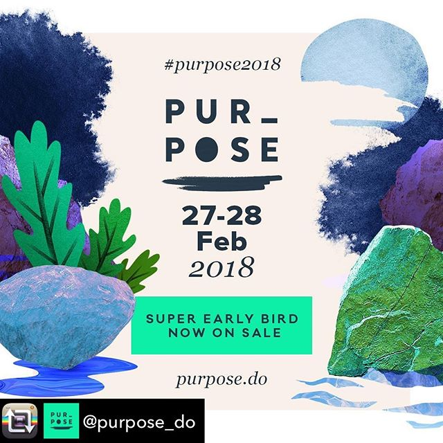 Have you heard? We've just announced dates for #Purpose2018! Mark your diaries now and visit purpose.do to purchase your super early bird ticket and save. Repost from @purpose_do: The time has arrived and we can finally announce dates for #Purpose2018! We'll be taking over @thecommune in Sydney for the occasion on 27 and 28 February. Super early bird tickets are now available until 20 November for $599 +gst and the good news is that now you can use 'pay as you go' to secure your ticket! Purpose is a completely unique and transformative two day forum where people come together to power the idea of business as a force for good and examine the role of purpose in organisations. First established in 2015, Purpose has proven to ignite motivation and mission in the people and organisations who have taken part, and equip them with practical tools and skills to accelerate their path. This time around we'll be looking at how business is responding to mega-issues like the ethics of exponential technology, the new economy and next-generation sustainability, along with meaning, humanity and well-being at work. Purpose is (so far) supported by: @guardianaustralia, @australianethical, @ecostoreau, @utshatchery, @utsengage, @reho.travel and @principle_co. Visit www.purpose.do and join us.  #purpose #purposedriven #purposedrivenbusiness #waterloo #sydneyevent #ethicalevents #nfp #notforprofit #socentau #wildwon #wildwonevents