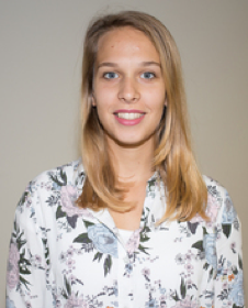 Lucija Grladinovic - I am a Master student doing research in Behavior, Evolution and Conservation specialization. I am still discovering my main interests within these three diverse, yet integrated fields. I obtained my bachelor's degree in Environmental Sciences at University of Zagreb in 2017. Afterwards I expanded my knowledge and skills in molecular methods by doing an Erasmus internship at the Department of Chromosome Biology, University of Vienna. During this internship, my goal was to obtain coupled expression of proteins that take part in the synaptonemal complex during meiosis in order to explore the recombination mechanisms. With this internship I gained an insight in molecular life sciences, which I would like to pursue in my future career.