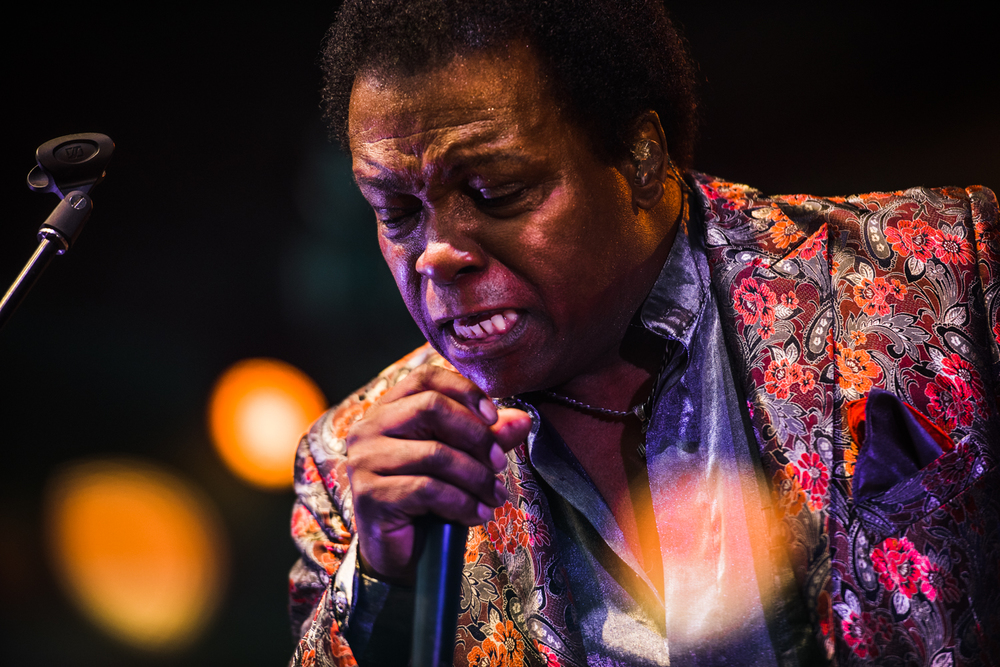 Lee Fields and the Expressions perform live at the SASK Jazz Festival in Saskatoon SK