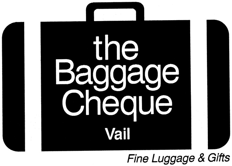 The Baggage Cheque