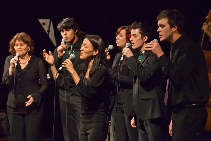 West Valley College Vocal Jazz Ensemble