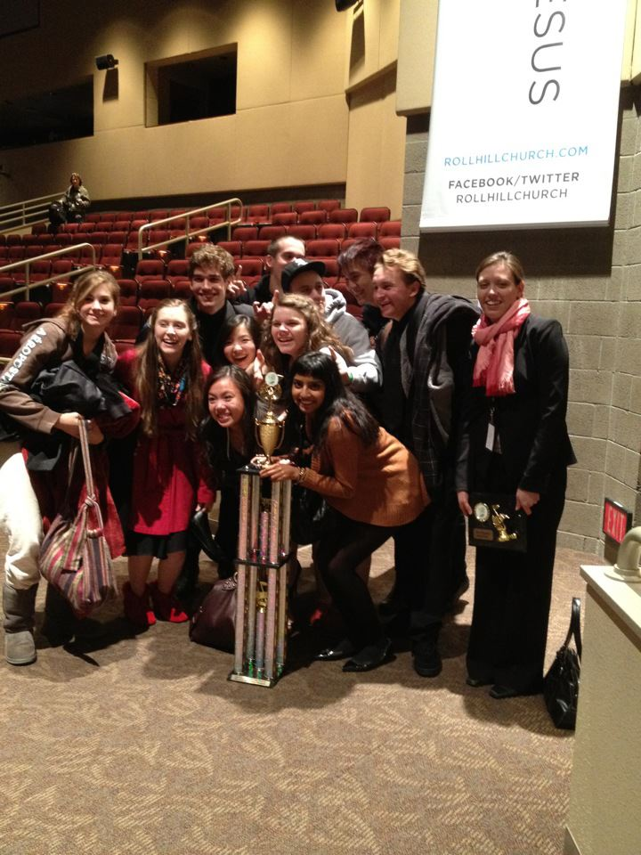 Folsom Sweepstakes Champions, 2012!