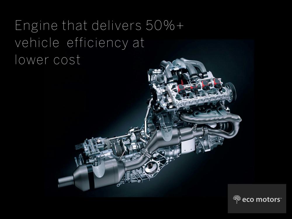Disruptive Portfolio - Eco Motors