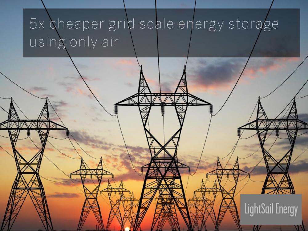 Disruptive Portfolio - Lightsail Energy