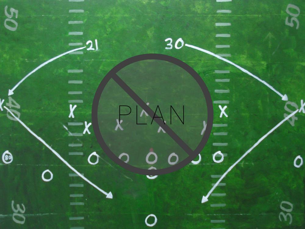 do not  plan