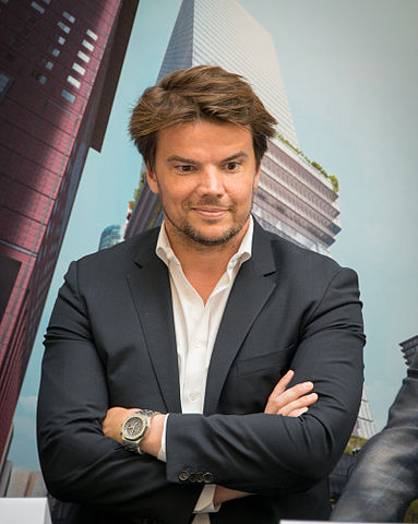 Bjarke Ingels - By Epizentrum - Own work, CC BY-SA 3.0  Link