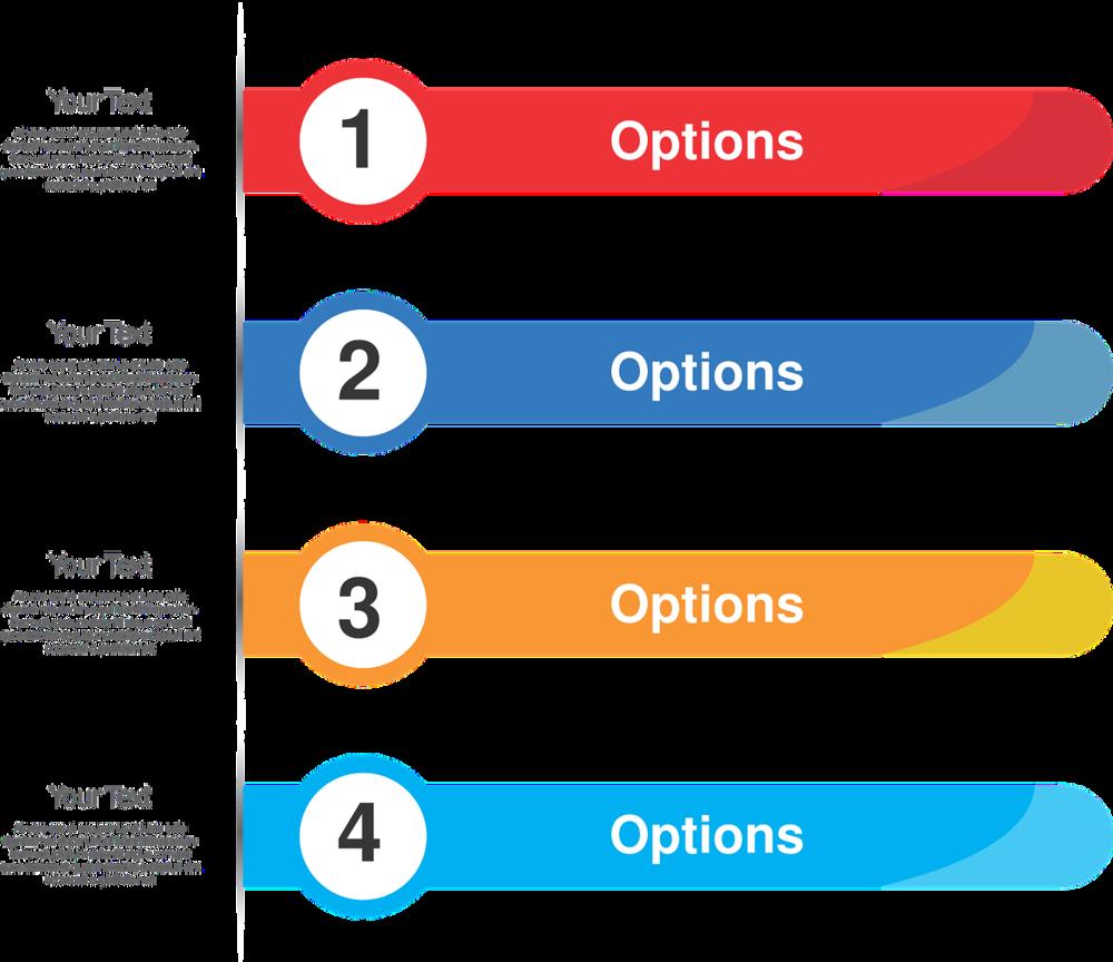 infographics in presentation design