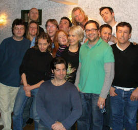 ALUMNI OF THE COMEDY DEVELOPMENT COURSE 2007