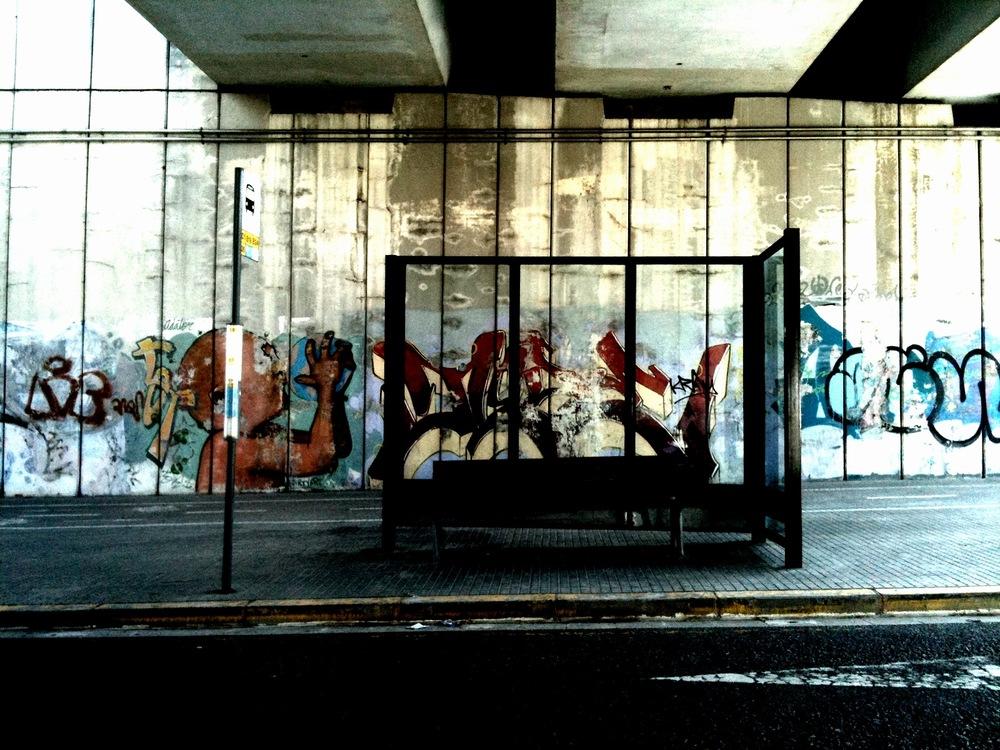 365 Day.351 Bus Stop.JPG