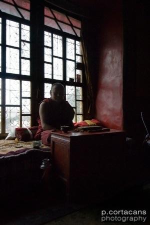 Monk (Shigatse Temple)