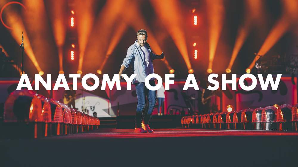 Anatomy of a Show