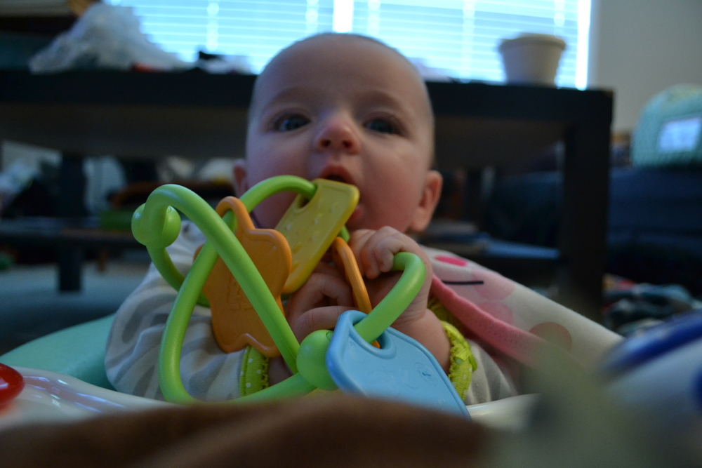 first toy play