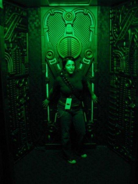 Me, in a Borg Alcove circa 2008