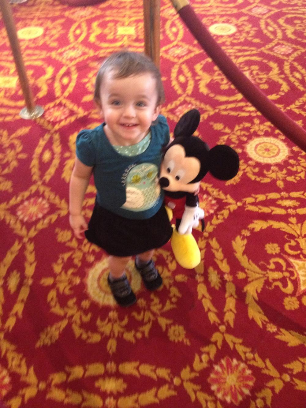 D's Mickey