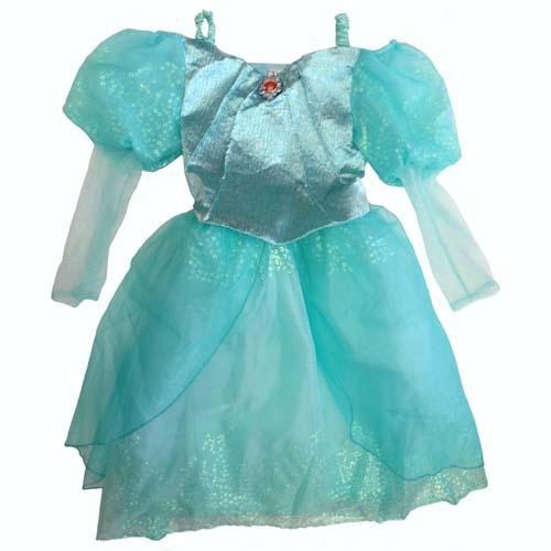 """Disney Store Ariel """"Dress"""" not seen in movie"""