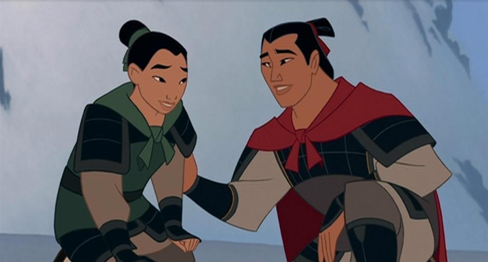 """""""oh Shang! Zzzzzzzzzzzzzzzz"""""""
