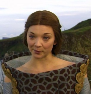 Seriously, what was with the season 2 Tyrell costumes??