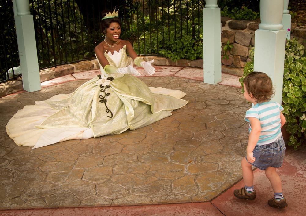 That tiara is pretty darn cute, too