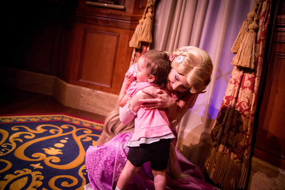 Have you figured out yet that my kid is a champion princess hugger?