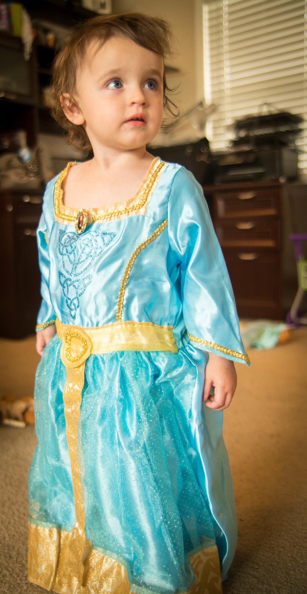 Brave Princess Daphne