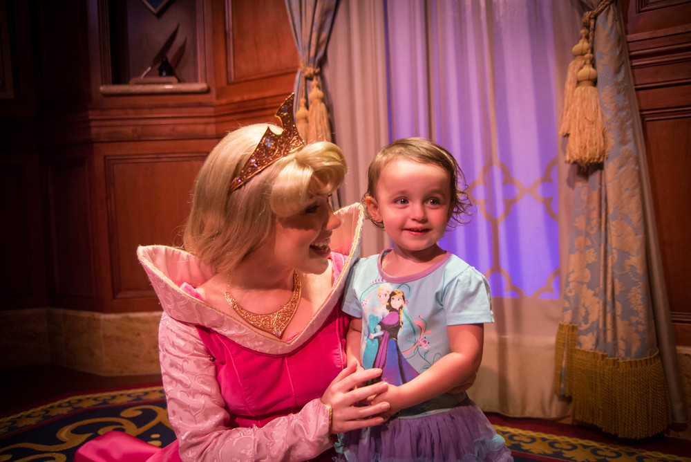 Sorry, Aurora, Still too busy basking in Elsa's glow
