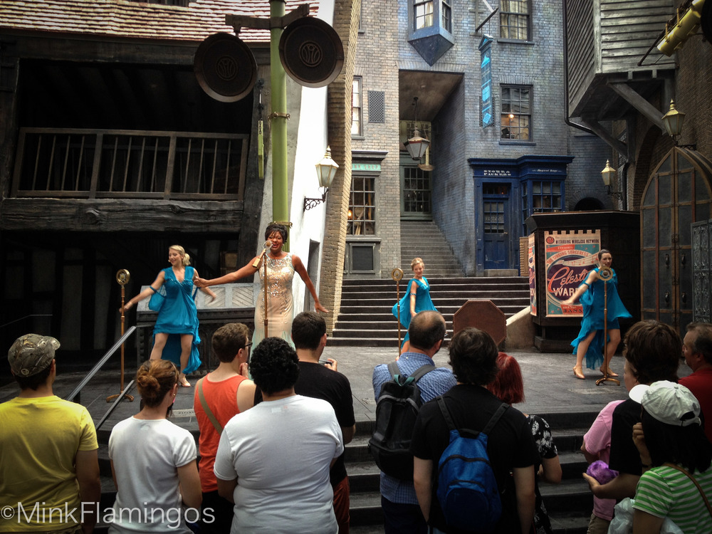 Celestina Warbeck and the Banshees
