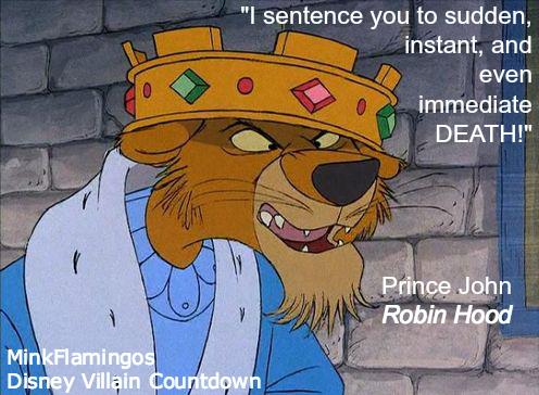 Disney Villain Countdown 2640 Minkflamingos