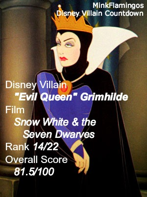 "Wait, who? Don't feel bad, I didn't know she had a name besides ""Evil Queen"" either."