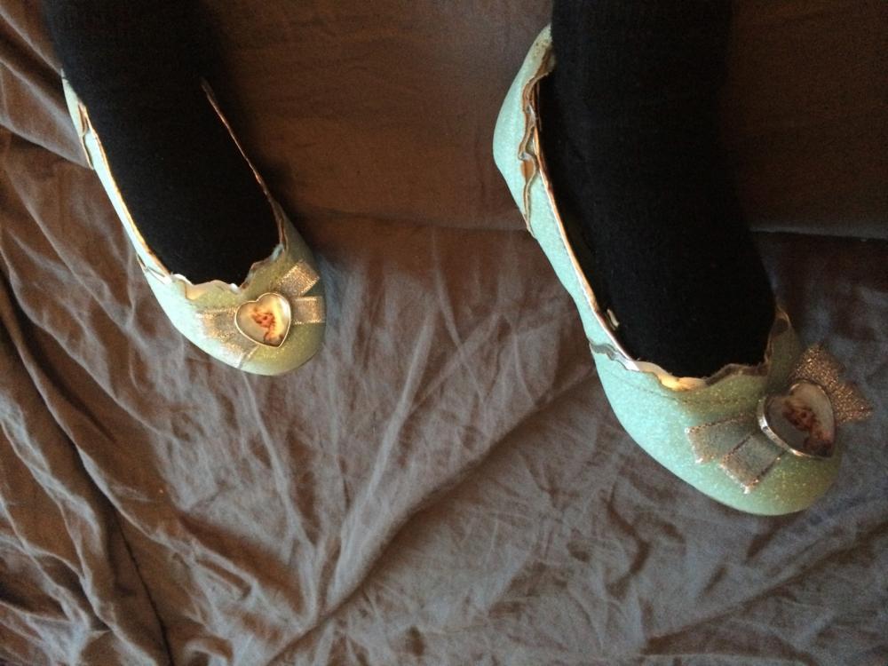 Elsa shoes!