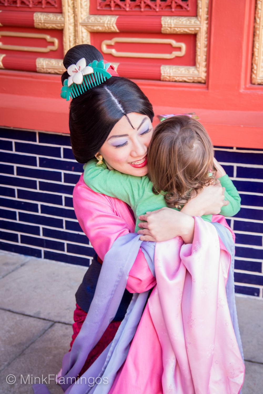 Mulan hug # Idon'tevenknowIlostcountathowgreedymykidisforMulanhugs