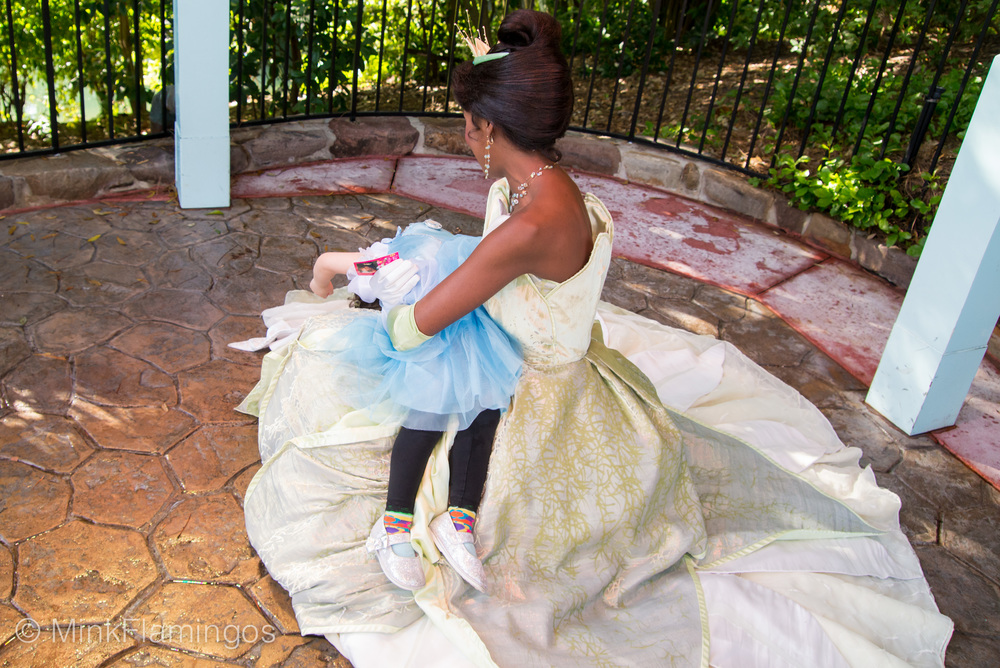 Tiana's kisses are definitely swoon-worthy