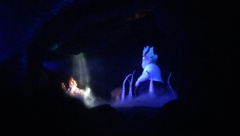 GIANT URSULA ANIMATRONIC PUPPET THING