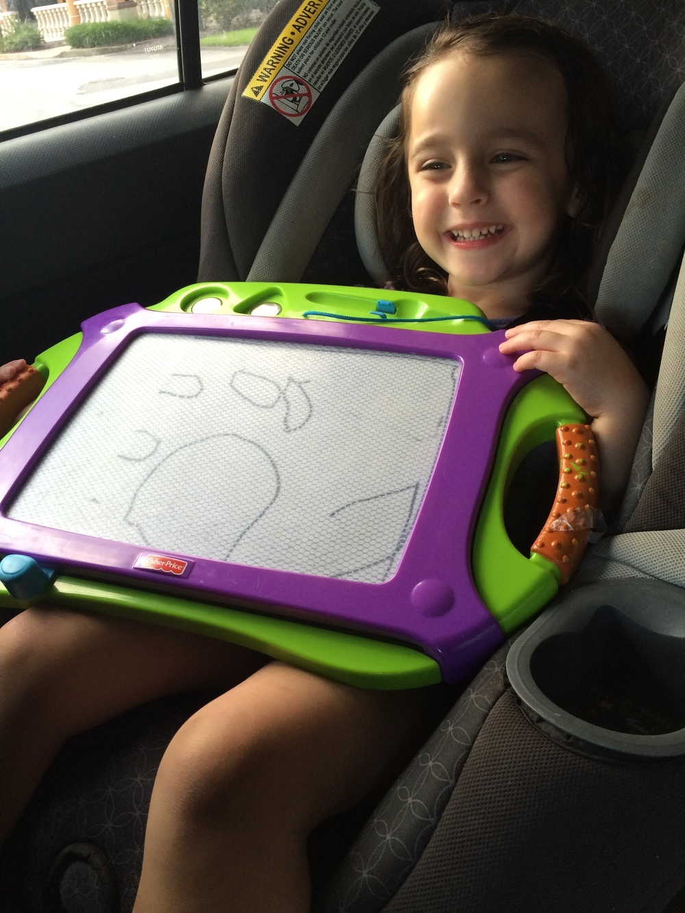 """mommy I draw never beast!"""