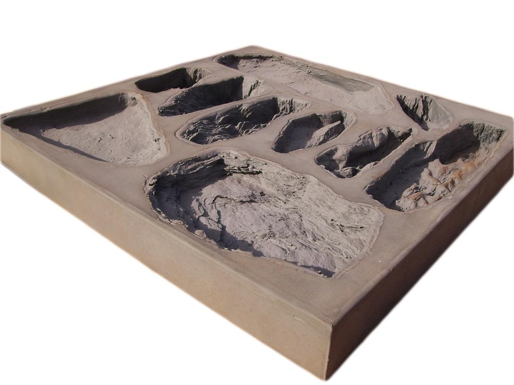 A Natural Stone Mold